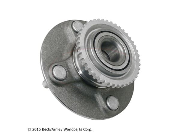 beckarnley-051-6338 Rear Wheel Bearing and Hub Assembly