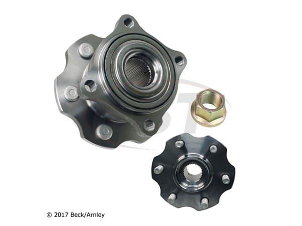 beckarnley-051-6345 Wheel Bearing and Hub Assembly