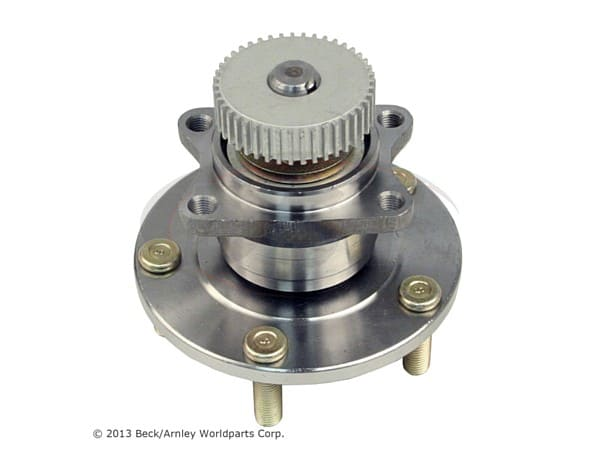 beckarnley-051-6352 Rear Wheel Bearing and Hub Assembly