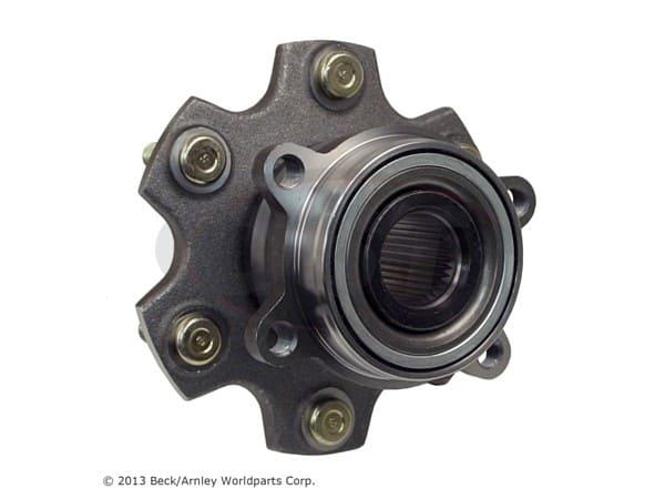 beckarnley-051-6389 Rear Wheel Bearing and Hub Assembly