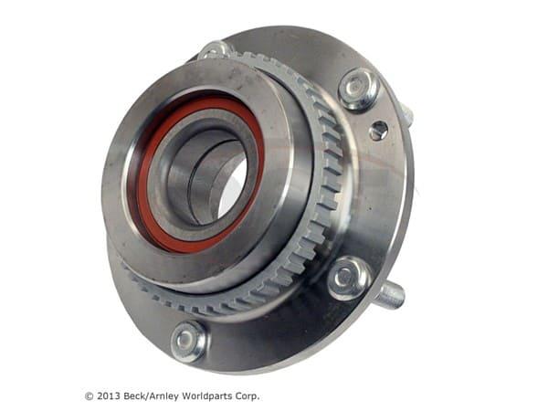 beckarnley-051-6396 Front Wheel Bearing and Hub Assembly