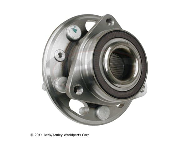 beckarnley-051-6402_rear Rear Wheel Bearing and Hub Assembly