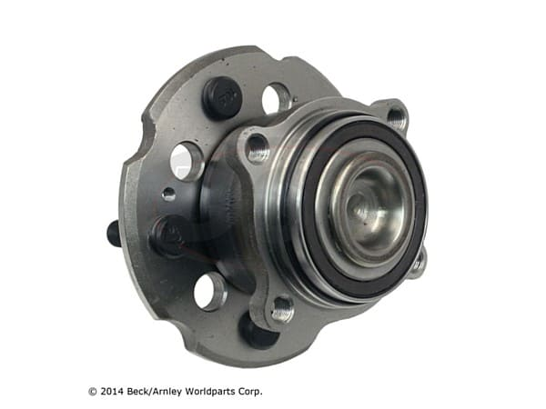 beckarnley-051-6407 Rear Wheel Bearing and Hub Assembly