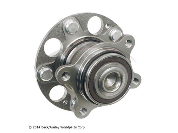 Honda Civic 2012 Rear Wheel Bearing and Hub Assembly