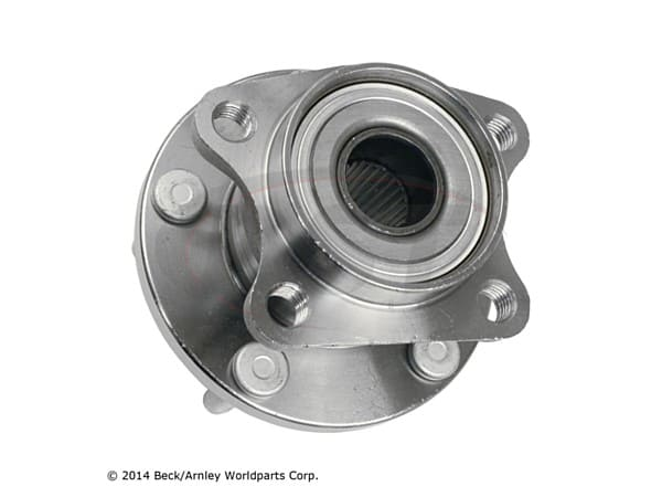 beckarnley-051-6413 Rear Wheel Bearing and Hub Assembly