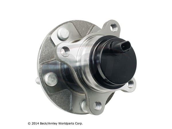 beckarnley-051-6430 Front Wheel Bearing and Hub Assembly