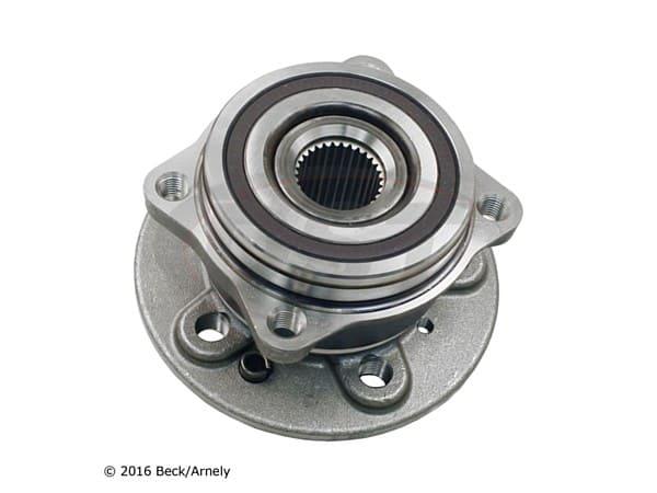 beckarnley-051-6453 Front Wheel Bearing and Hub Assembly