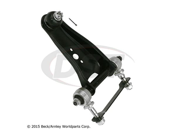 acura legend coupe 1988 Front Upper Control Arm and Ball Joint - Driver Side - Forward Position