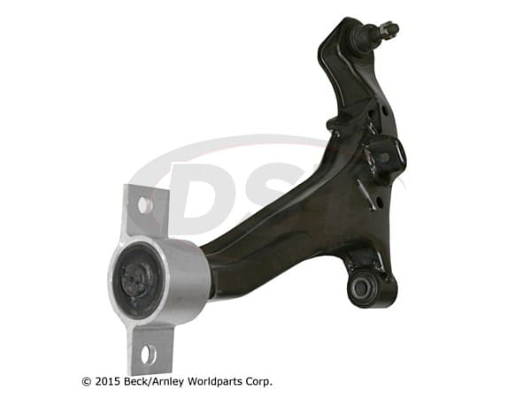 beckarnley-102-4931 Front Lower Control Arm and Ball Joint - Driver Side