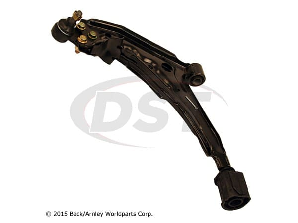 beckarnley-102-5936 Front Lower Control Arm and Ball Joint - Driver Side