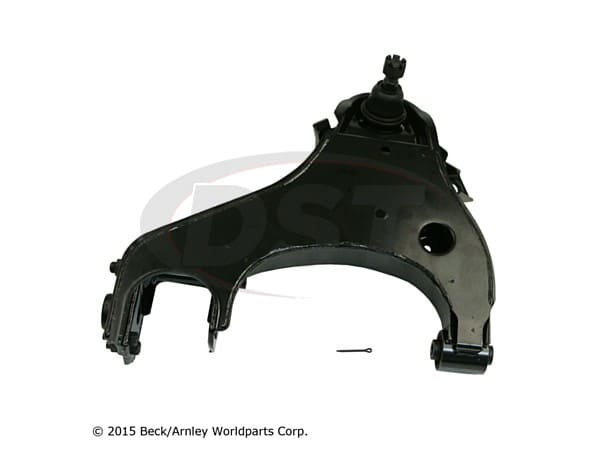 beckarnley-102-6100 Front Lower Control Arm and Ball Joint - Passenger Side