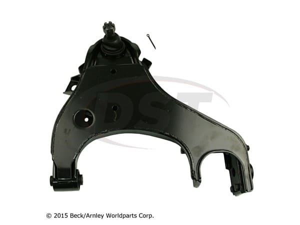 beckarnley-102-6101 Front Lower Control Arm and Ball Joint - Driver Side