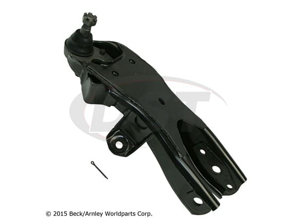 beckarnley-102-6590 Front Lower Control Arm and Ball Joint - Passenger Side