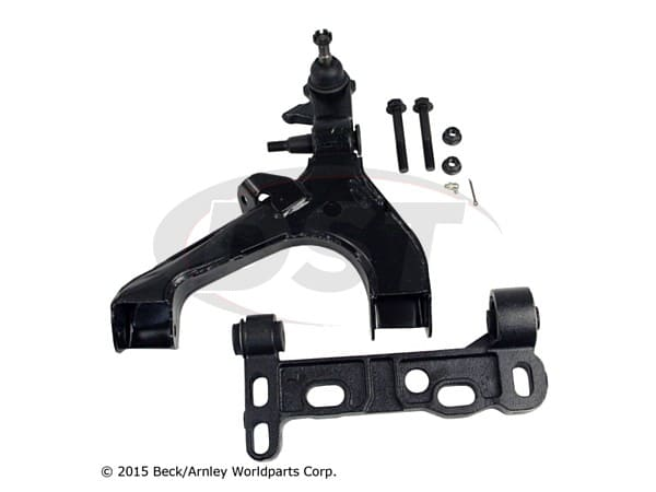 beckarnley-102-7072 Front Lower Control Arm and Ball Joint - Driver Side