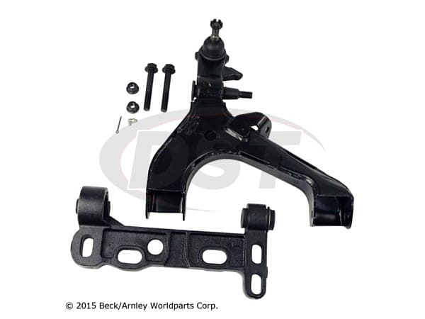 beckarnley-102-7073 Front Lower Control Arm and Ball Joint - Passenger Side