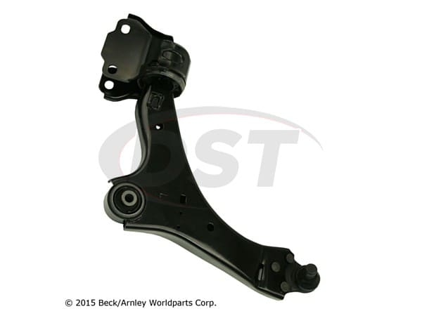beckarnley-102-7082 Front Lower Control Arm and Ball Joint - Driver Side