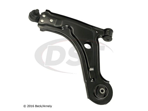 beckarnley-102-7509 Front Lower Control Arm and Ball Joint - Driver Side