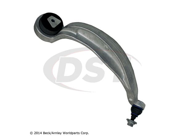 beckarnley-102-7586 Front Lower Control Arm and Ball Joint - Driver Side - Rearward Position