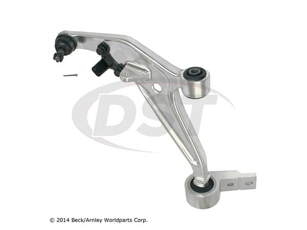 beckarnley-102-7590 Front Lower Control Arm and Ball Joint - Driver Side