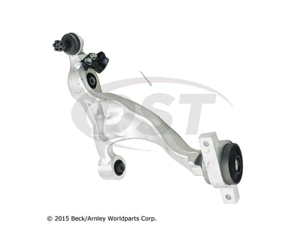 beckarnley-102-7720 Front Lower Control Arm and Ball Joint - Driver Side