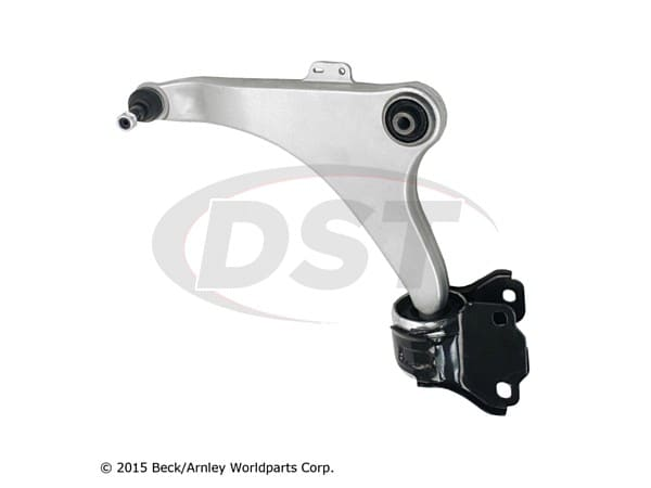 beckarnley-102-7750 Front Lower Control Arm and Ball Joint - Driver Side