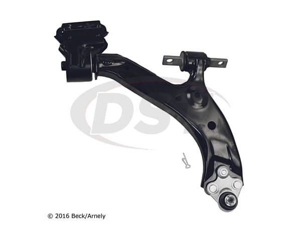beckarnley-102-7840 Front Lower Control Arm and Ball Joint - Passenger Side