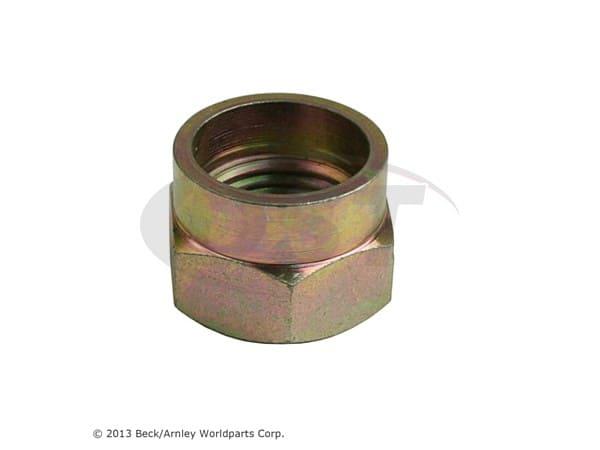 beckarnley-103-0513 Rear Axle Nut