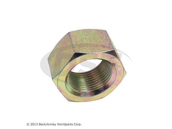 beckarnley-103-0517 Front Axle Nut