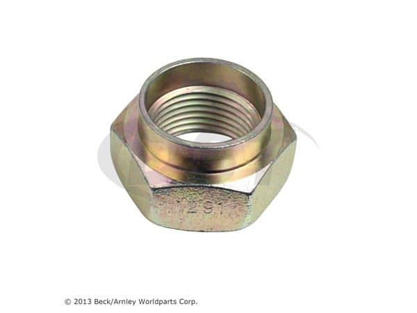 beckarnley-103-0518 Rear Axle Nut