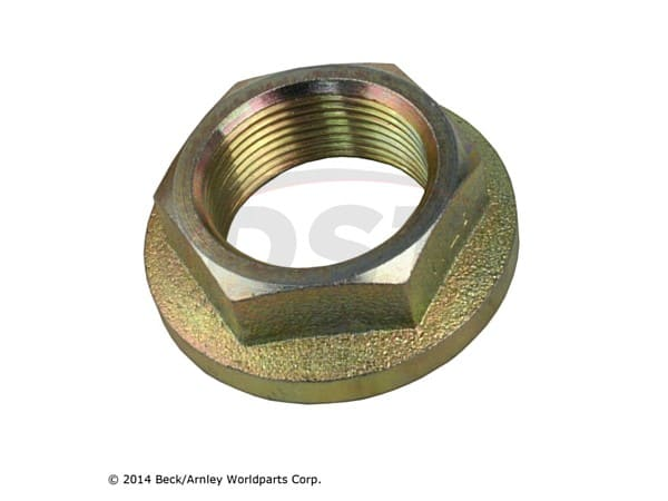 beckarnley-103-3080 Front Axle Nut