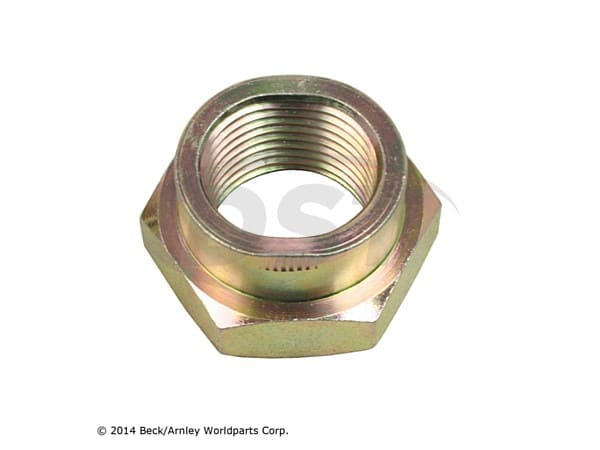beckarnley-103-3108 Axle Nut