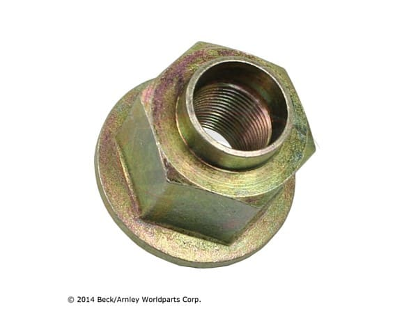 beckarnley-103-3109 Front Axle Nut