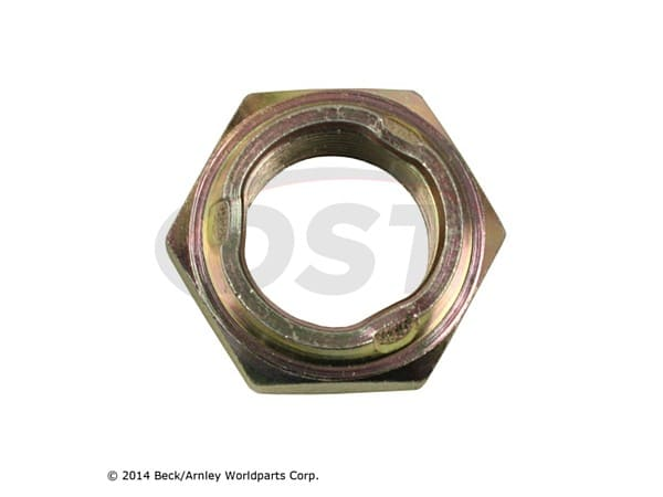 beckarnley-103-3113 Front Axle Nut