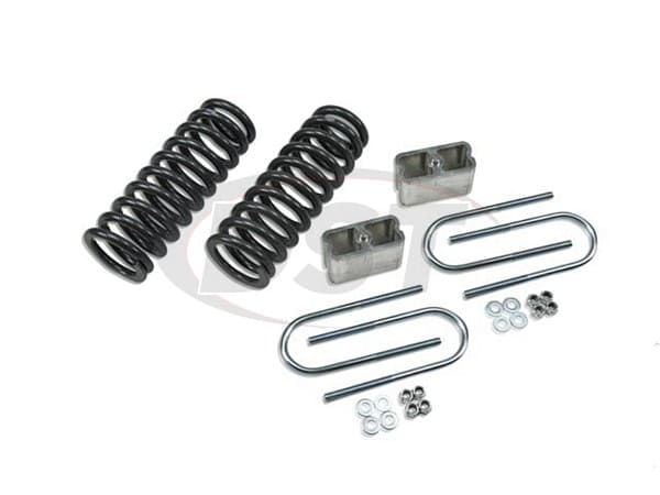 lowering kit 2 inch front and 3 inch rear