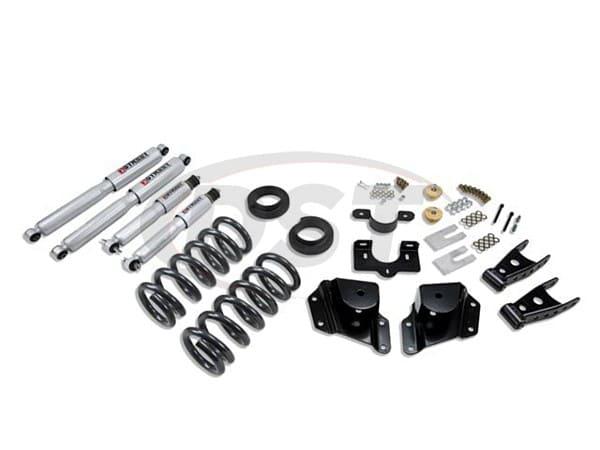 chevrolet silverado 1500 2wd 1999 suspension parts. Black Bedroom Furniture Sets. Home Design Ideas