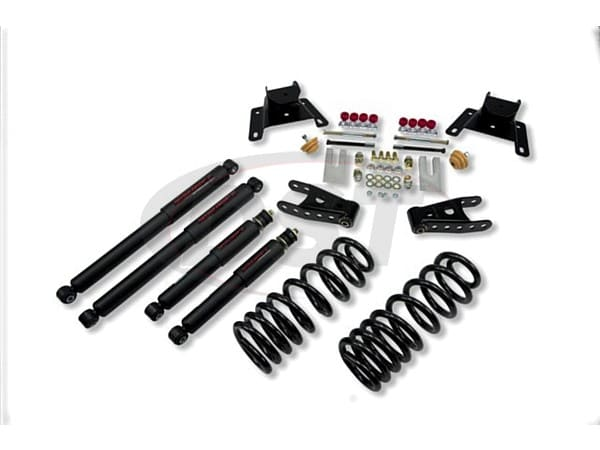 lowering kit - ford f150