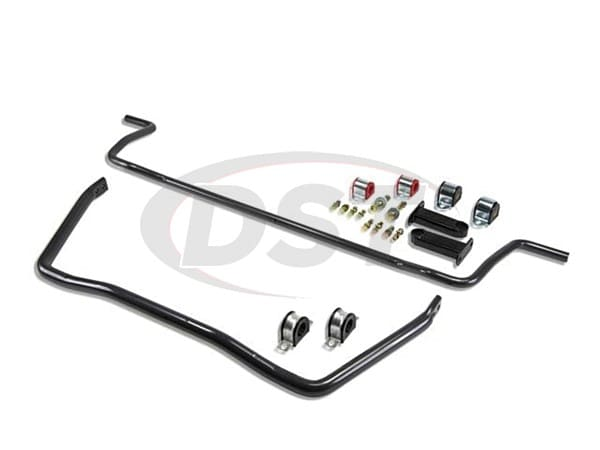 belltech-9962 Front and Rear Swaybar Set - RWD