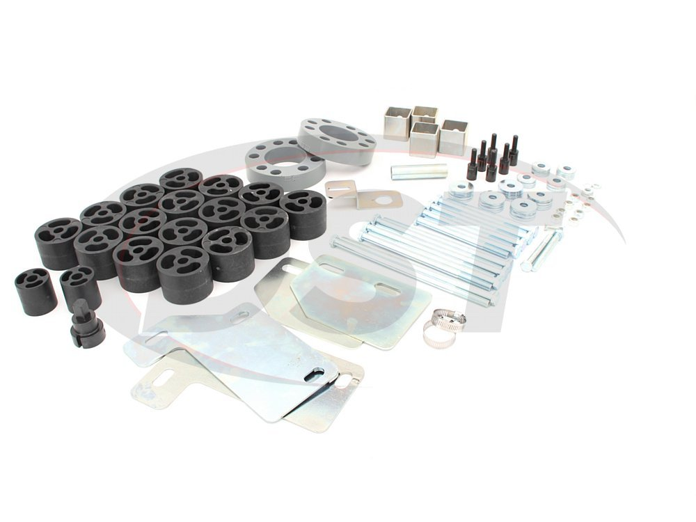 4001101 4 Inch Lift Kit - F150 - 4.0 Tactical Lift