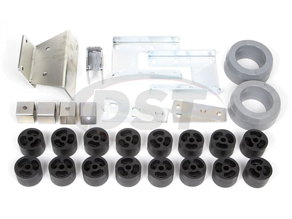 4003101 4 Inch Lift Kit - Ram 1500 2WD GAS/NON-AIR RIDE - 4.0 Tactical Lift