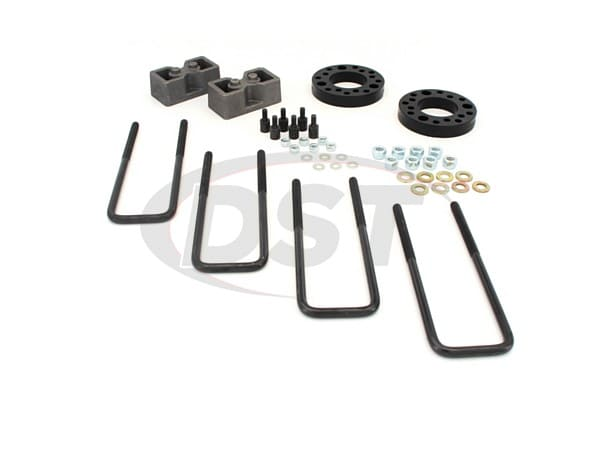 Suspension Lift Kit Combo - 2 Inch Front 1.5 Inch Rear