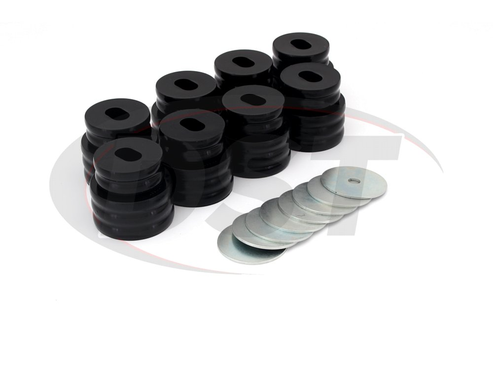 kg04025bk Body Mount Bushings - Does NOT Fit Canadian Models