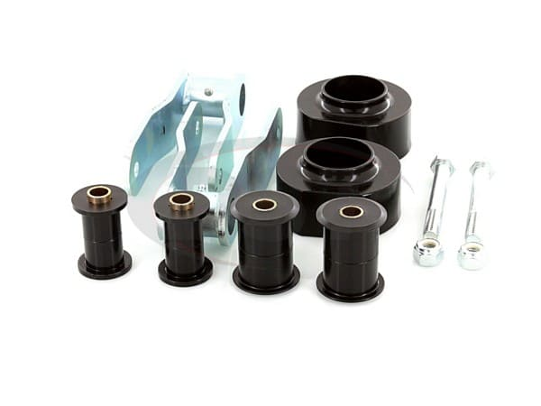 Suspension Lift Kit Combo - 1-3/4 Inch Front and 1 Inch Rear