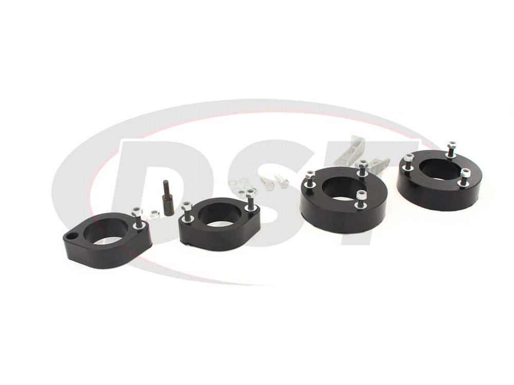 kj09169bk 1.5 Inch Front and Rear Lift Kit