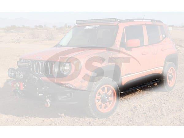 Rock Slider Bars for Jeep Renegade - Bolt On