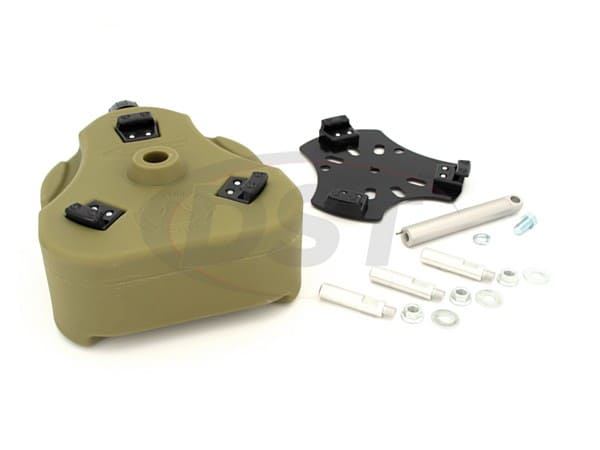 Jeep Cam Can Kit - Liquid Transfer - Green