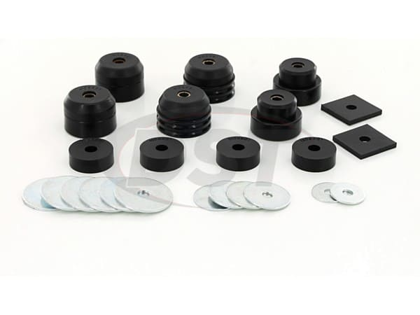 Body Mount Bushings - FJ40
