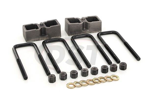 Rear Lift Block Kit - 2 Inch