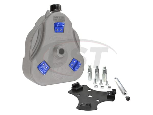 FJ Cruiser Cam Can Kit - Potable Water - Grey