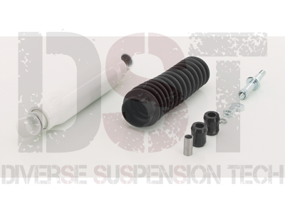 Front Steering Damper - Heavy Duty