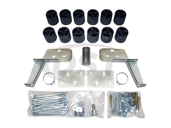 pa10023 Body Lift Kit - 3 Inch Lift